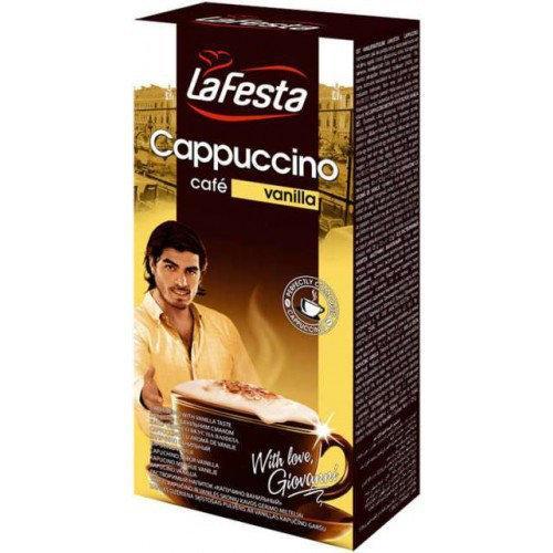 La Festa Cappuccino Vanilla (10х12.5 г) Ла Феста Ванильный