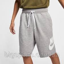 Шорти чоловік. Nike M Nsw He Short Ft Alumni (арт. AR2375-064)