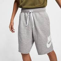 Шорти чоловік. Nike M Nsw He Short Ft Alumni (арт. AR2375-064), фото 1