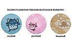Ортопедичний дитячий матрац Панда 60х120 см. Матролюкс, фото 3