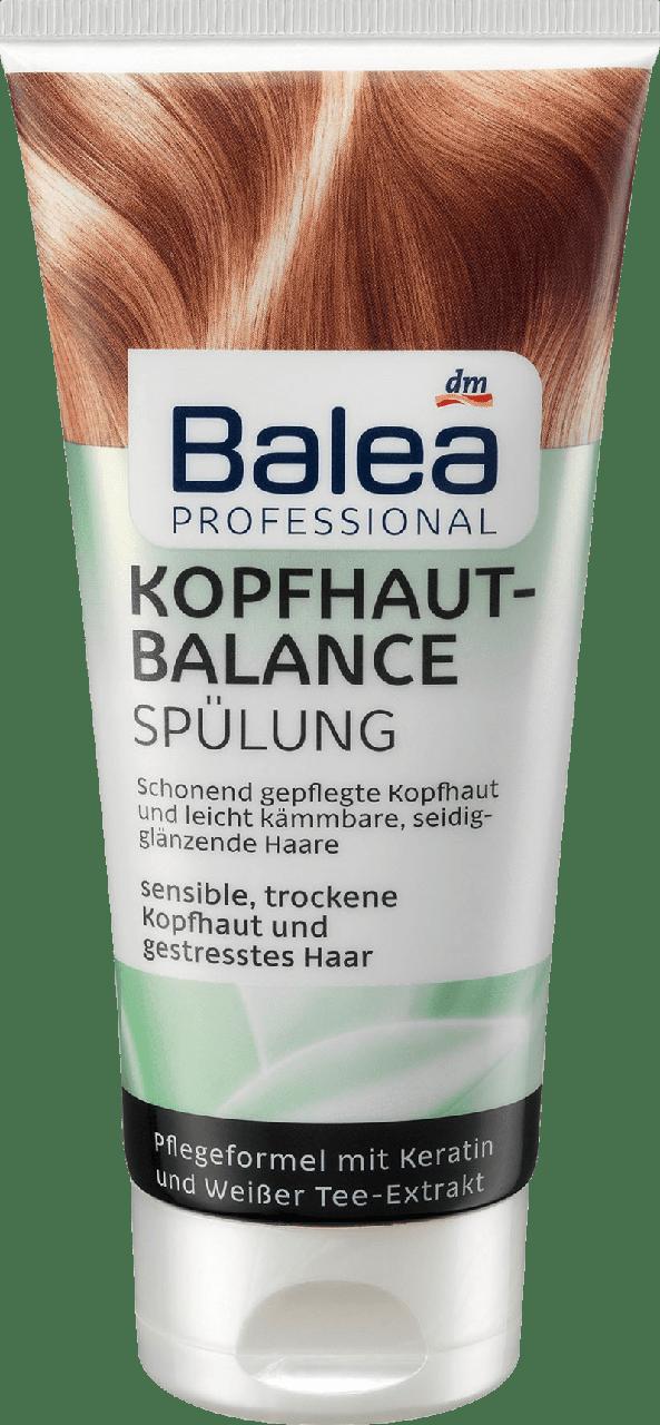 Бальзам - ополаскиватель Balea Professional Kopfhaut Balance, 200 ml.