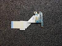 Плата светодиодной индикации со шлейфом NAV70 LS-6221P нетбука Acer Aspire One