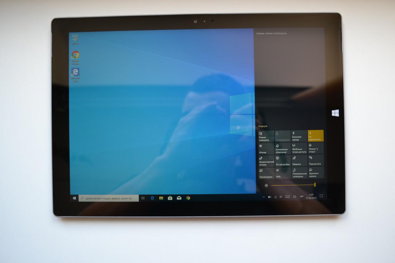 "Microsoft Surface Pro 3 12"" i5-4300U 1.90GHz 8 GB RAM 256GB SSD Оригинал!"