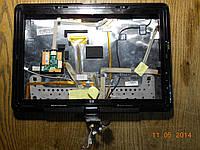 Крышка и рамка матрицы, веб камера, панель управления, петли матрицы для ноутбука HP TouchSmart tx2-1055ee