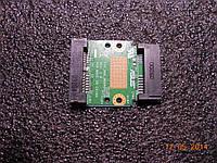 Плата переходник SATA подключения привода DVD ноутбука ASUS K50IN