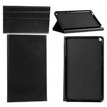 Чехол книжка кожаный Goospery Folio Tab для Samsung Tab T380 T385 A 8.0 черный