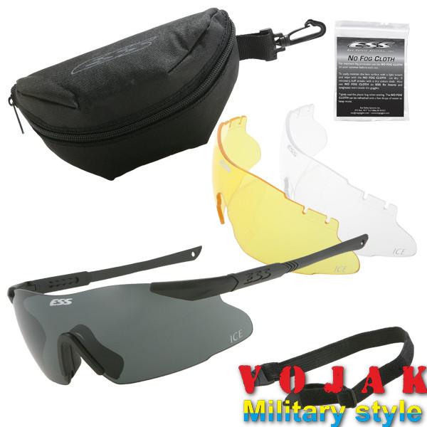 Тактические очки ESS ICE 3LS Kit