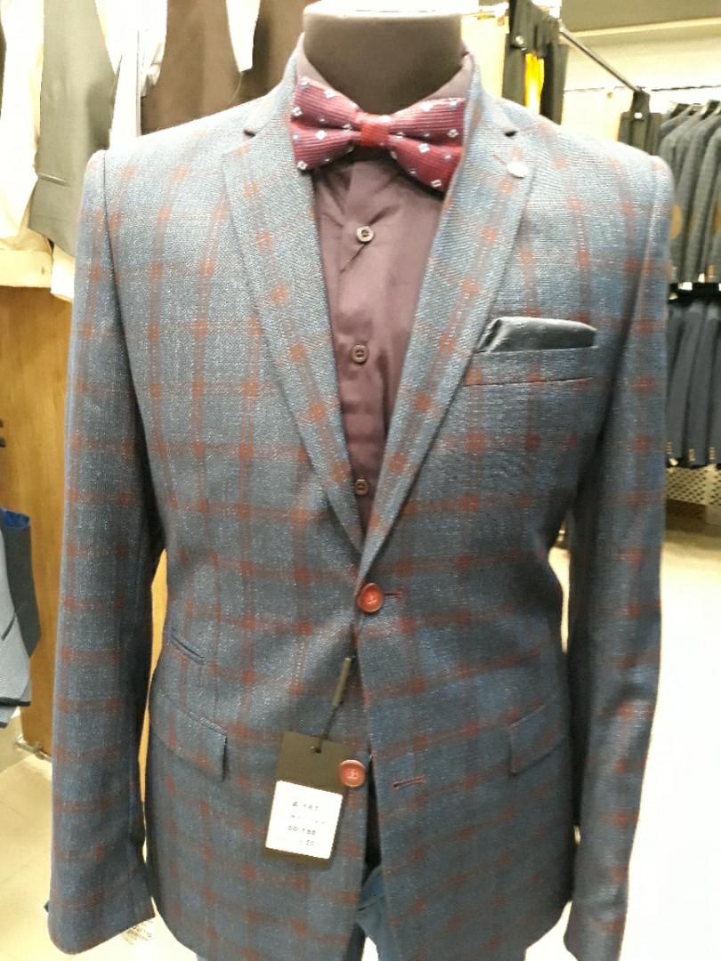 Пиджак мужской West-fashion модель А 181