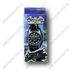 """Детские наручные часы """"Бэтмен (Batman)"""" в подарочной упаковке (черный ремешок, 2 вида), фото 3"""