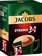 Кофейный напиток Jacobs 3в1 Dynamix Energy (24х13 г)
