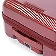 Большой чемодан Piquadro BV4428CB_R, красный, 89л, фото 4