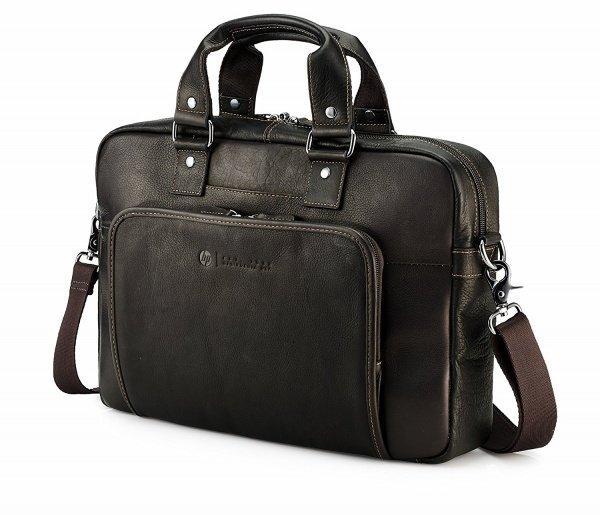 """Сумка для ноутбука HP 14"""" Elite Top Load Colombian Leather (T9H72AA)"""