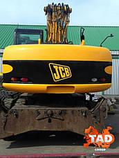Колесный экскаватор JCB JS200W (2008 г), фото 2
