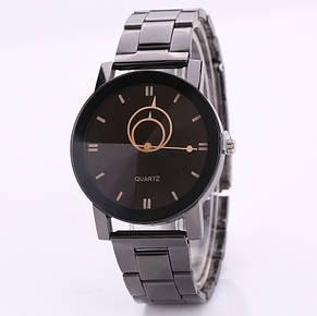 Наручные часы мужские Кевин черные, фото 2