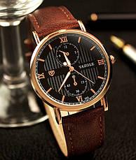 Мужские часы наручные Yazole, фото 3