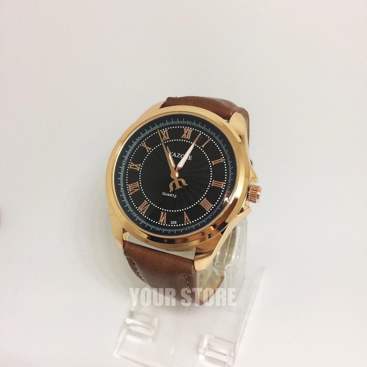 Брендовые мужские часы Yazole