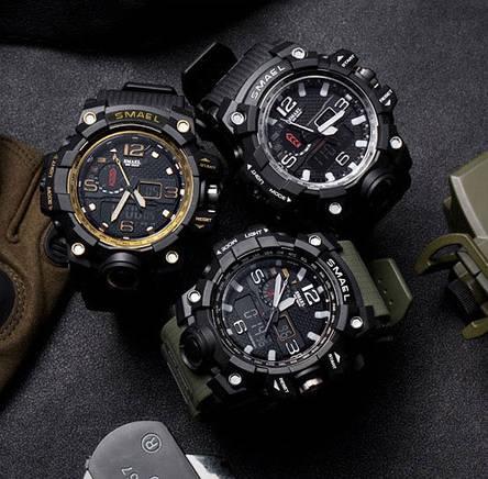 Мужские спортивные часы SMAEL, фото 2