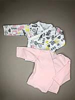 Распашонка, распашонки для новорожденных, детские распашонки, распашонки в роддом, КОМПЛЕКТ