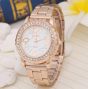 Женские наручные часы с позолотой Kanima Gold, фото 2