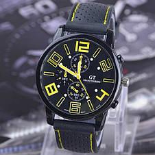 Мужские спортивные часы силикон, фото 2