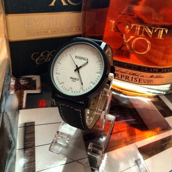 Большие наручные мужские часы Росинга