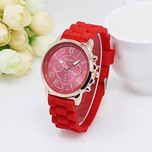 Часы женские наручные силиконовые Geneva