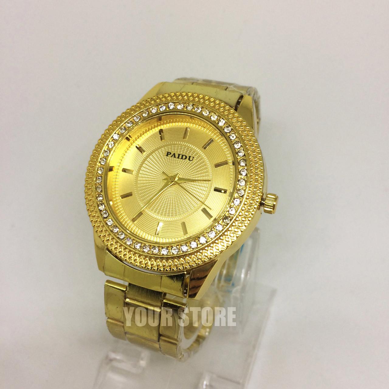 Женские наручные часы Paidu золотые