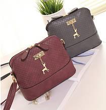 Женская маленькая сумочка клатч сумка