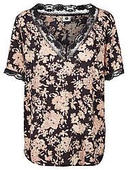 Блуза черная  Alette 2 от Peppercorn (Дания) в размере M