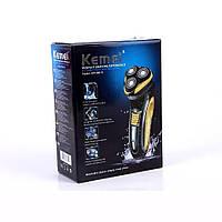 Электробритва Kemei Km-8010 нужная вещь