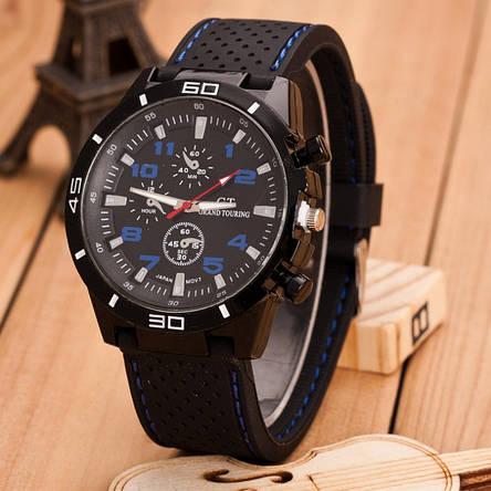 Спортивные мужские часы GT Sport синие, фото 2