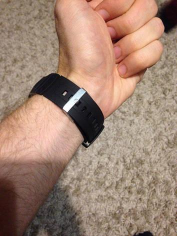 Мужские часы с секундомером и будильником, фото 2