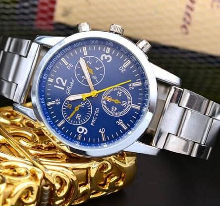 Металлические женские часы серебро, фото 2