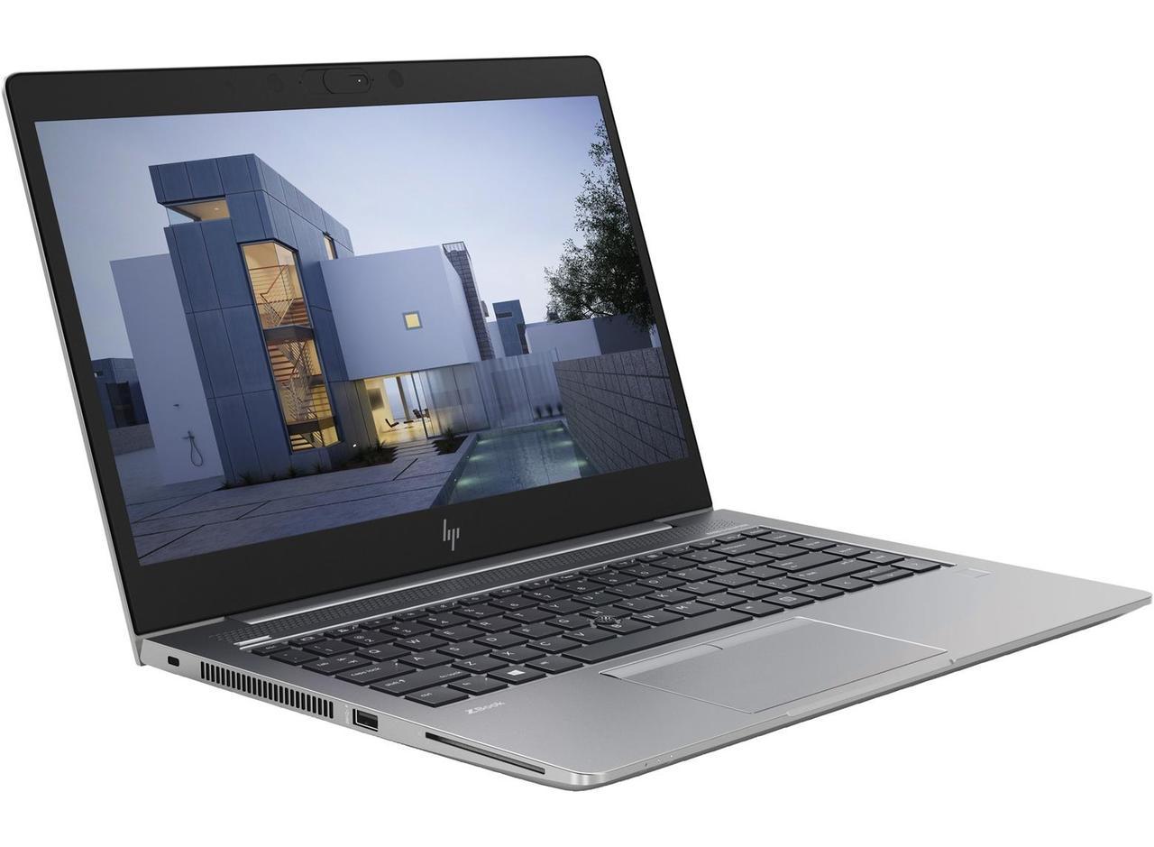 Ноутбук HP ZBook 14u G5  (2ZC02EA)