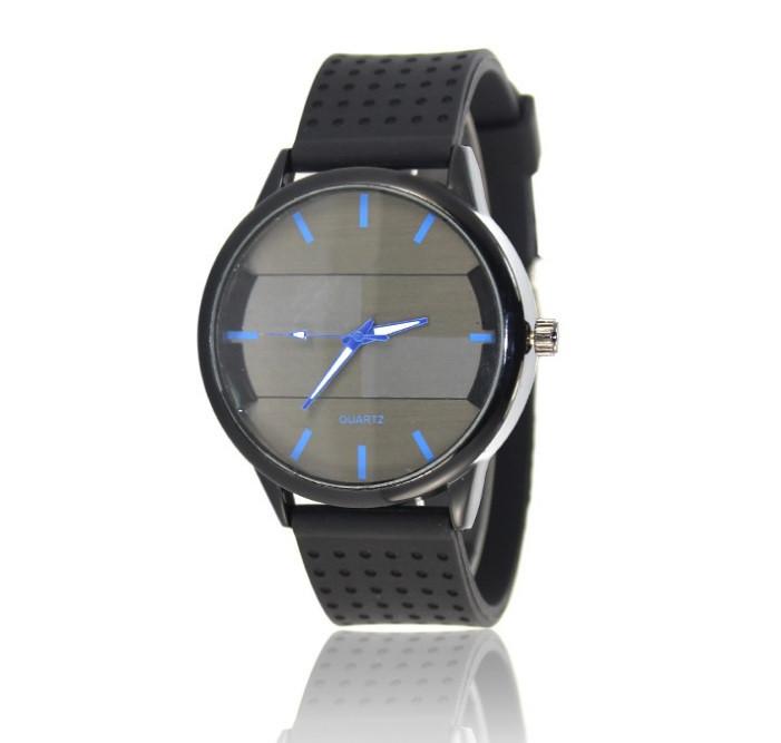 Мужские наручные часы силиконовые