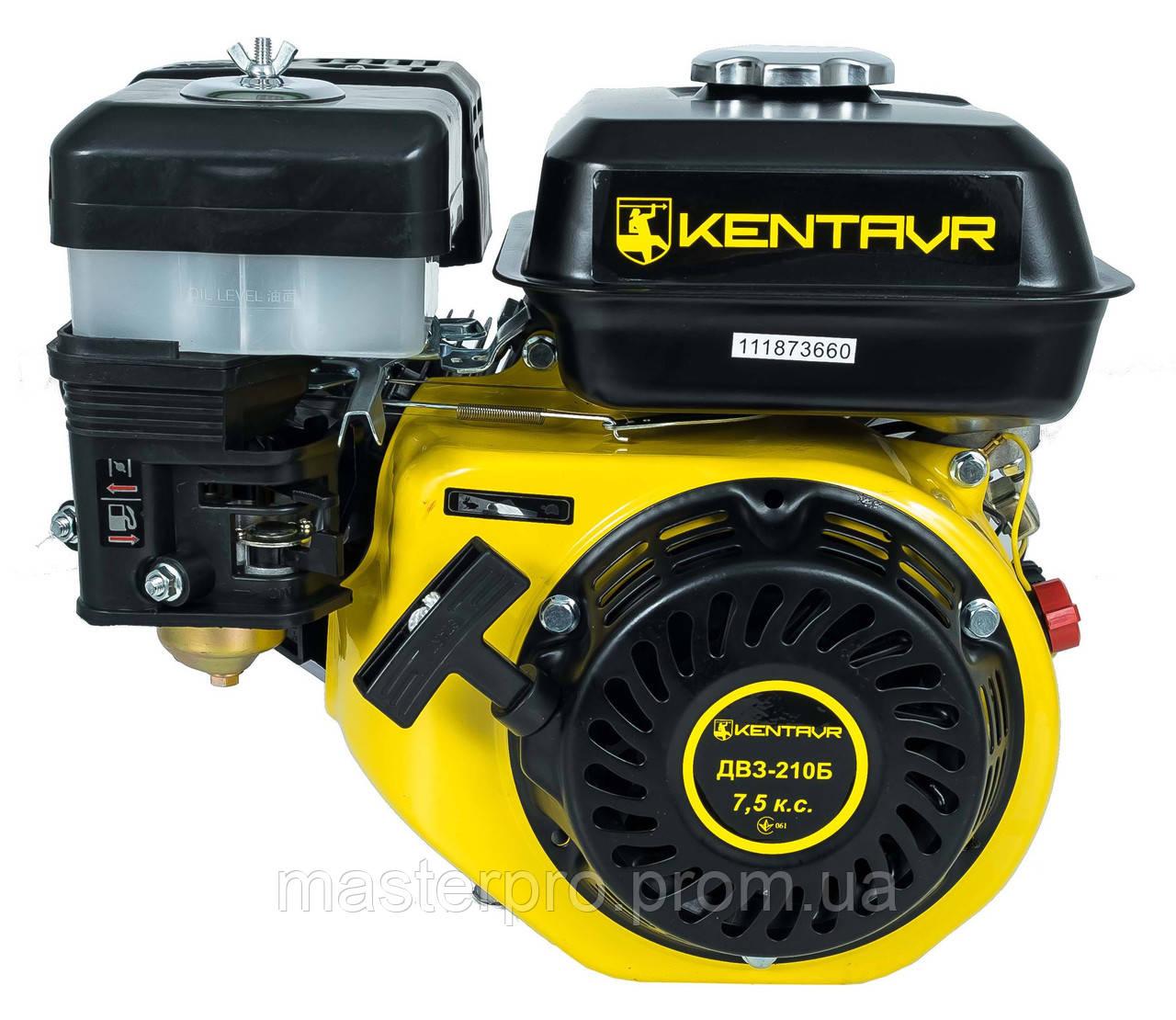 Двигатель с редуктором и вариатором Кентавр ДВЗ-210БР
