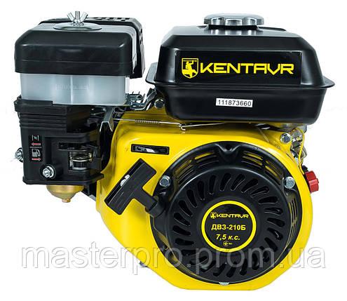 Двигатель с редуктором и вариатором Кентавр ДВЗ-210БР, фото 2