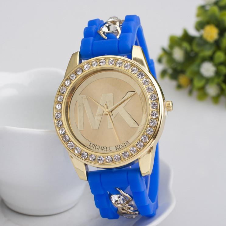 Силиконовые женские часы Michael Kors
