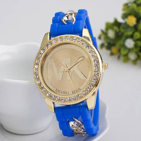 Силиконовые женские часы Michael Kors, фото 2