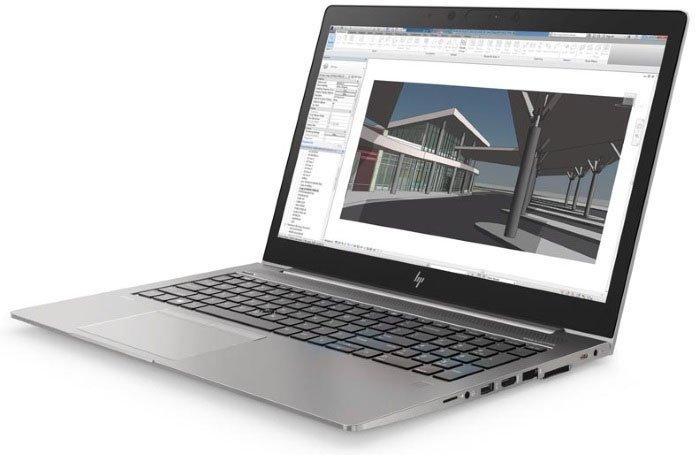 Ноутбук HP ZBook 15u G5 (4QH09EA)