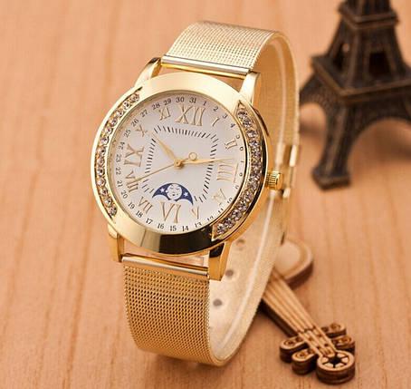 Модные наручные часы женские Женева, фото 2