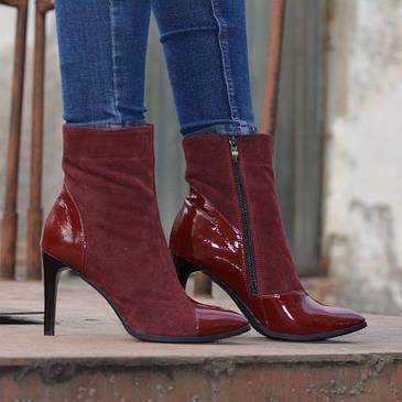 Женские ботинки 3022, фото 2