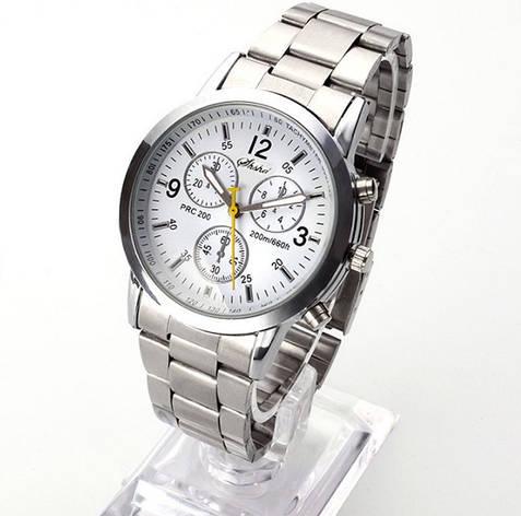 Женские наручные часы Geneva Silver White, фото 2