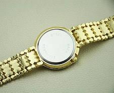 Золотые часы бпаслет женские Caldi, фото 2