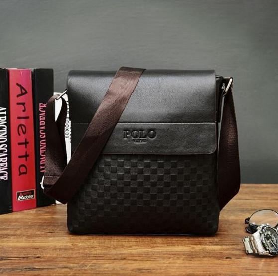 Модная сумка мужская Polo