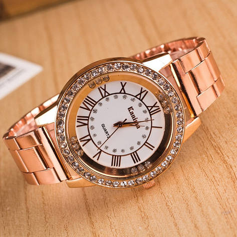 Наручные часы для женщин металлические Kanima, фото 2