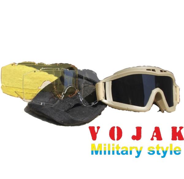 Тактические очки МАСКА ESS PROFILE NVG (REPLICA)