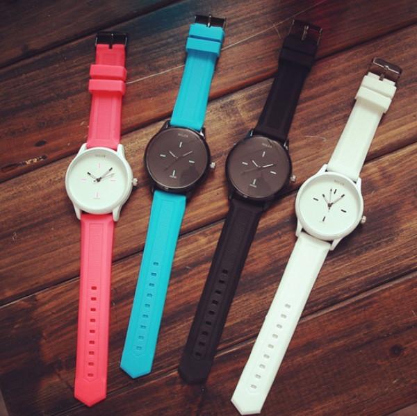 Парные силиконовые часы Miler