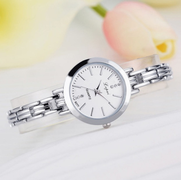 Женские часы серебро