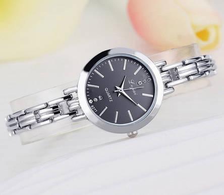 Женские часы серебро, фото 2